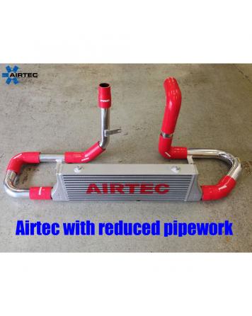 Fiat 500 Abarth Airtec 60mm core Intercooler upgrade