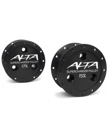 Mini R53 Alta Performance Supercharger Pulley 15% or 17%
