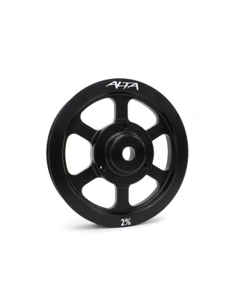 Mini R53 (Supercharged Engine) Alta Performance Lightened Crank Pulley 0% or 2%