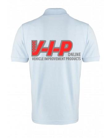 V-I-P Logo Polo Shirt