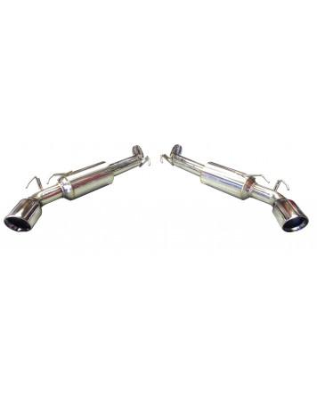 Chevrolet Camaro SS 6.2L V8 2010-2014 Injen Exhaust System