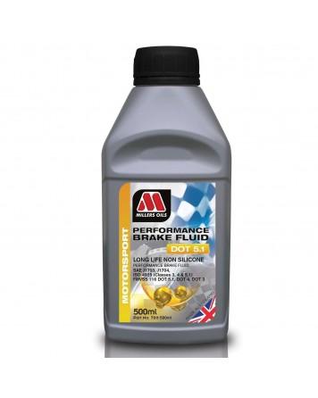 Millers Oils Performance Brake Fluid DOT 5.1 500ml