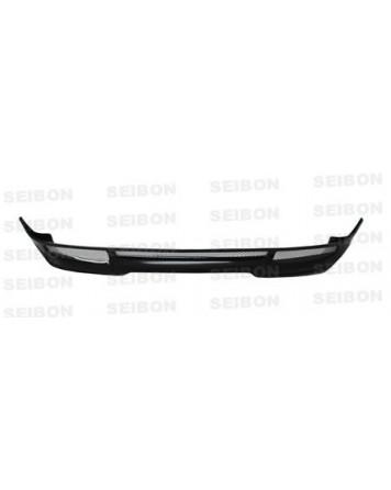 Audi A4 1996-1999 Seibon Carbon RT-style carbon fibre front lip