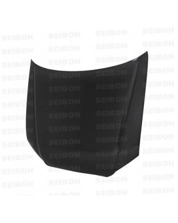Audi A4 2006-2007 Seibon Carbon OEM-style carbon fibre bonnet