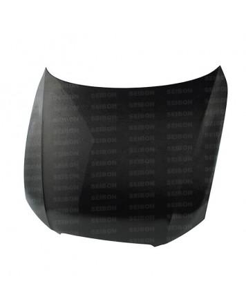 Audi A5 2008-2011 Seibon Carbon OEM-style carbon fibre bonnet