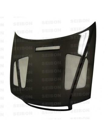 Audi A4 1996-2001 Seibon Carbon ER-style carbon fibre bonnet