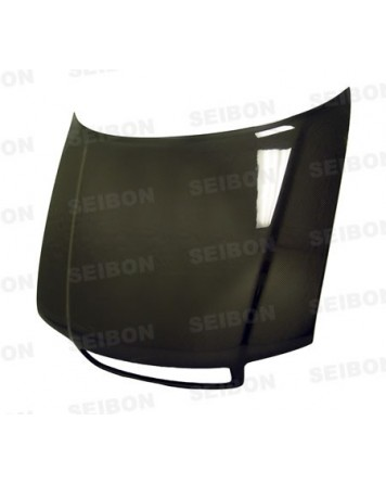 Audi A4 1996-2001 Seibon Carbon OEM-style carbon fibre bonnet
