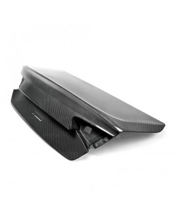 Audi A8 2011-2013 Seibon Carbon CSL-Style Carbon Fibre Boot Lid