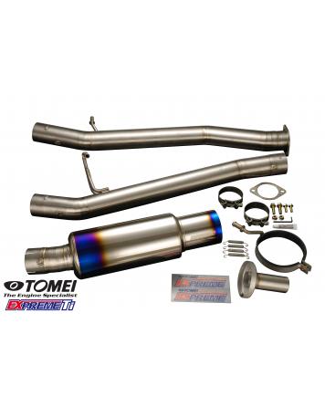 Subaru Impreza GDB A-D JDM Tomei Expreme Ti Full Titanium Muffler Cat-Back Exhaust System