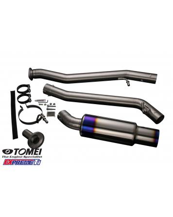 Subaru Impreza GDB E-G JDM Tomei Expreme Ti Full Titanium Muffler Cat-Back Exhaust System