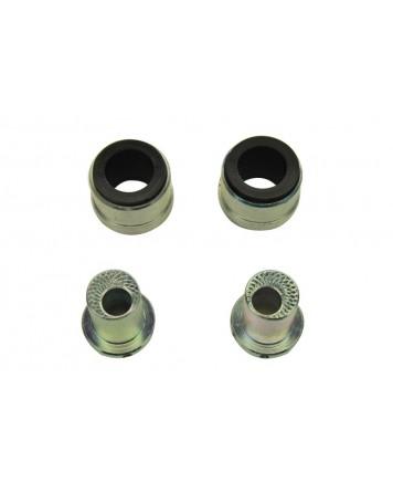 Mazda 3 MPS BK 06-09 & BL 09-14 Whiteline Rear Control arm - upper outer/inner bushing (+/- 1.0deg camber)