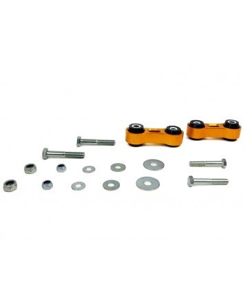 Subaru Impreza WRX & STI 93-00 Whiteline Front Sway bar - link assembly (complete extra heavy duty alloy link assembly)