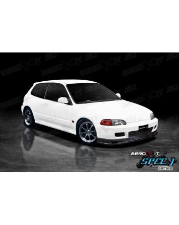 Honda Civic EG 92-95 Aerokit Spec J-1 Front Lip Spoiler