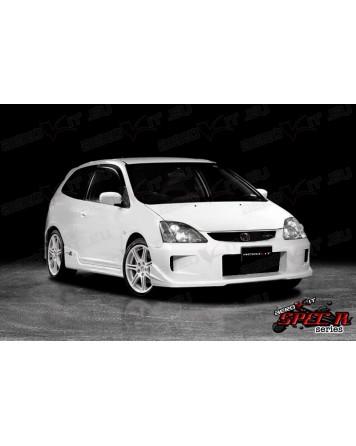 Honda Civic EP3 01-05 Aerokit Spec R-2 Front Bumper