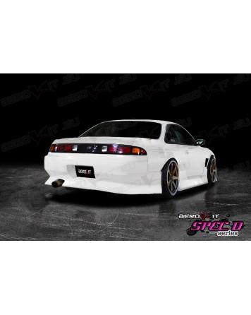 Nissan 200SX S14-S14a Aerokit Spec D-1 Rear Bumper