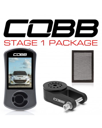 Mazda 3 MPS 10-13 (Mazdaspeed) COBB Tuning Stage 1 Power Package