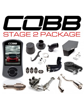Mazda 3 MPS 07-09 (Mazdaspeed) COBB Tuning Stage 2 Power Package