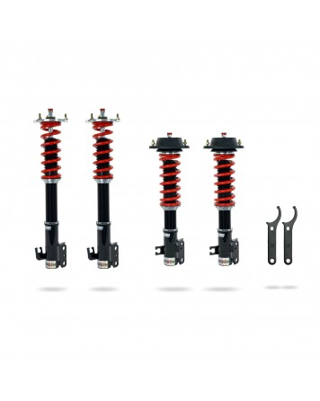 Subaru Forester SF 1997 -2002 Pedders eXtreme XA Coilover Kit