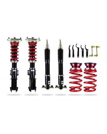 Ford Mustang 2015- 2.3 & V8 5.0 Coupe & Convertible Pedders eXtreme XA Coilover Kit