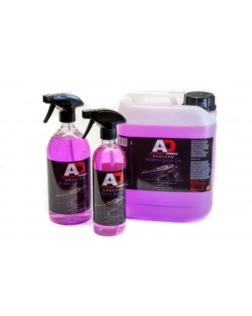 AutoBrite Purple Rain Iron Decontamination Remover - 2.0 500ML