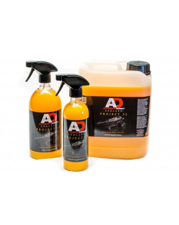 AutoBrite Project 32 Paint Sealing Gloss Enhancing Spray Sealant 500ML