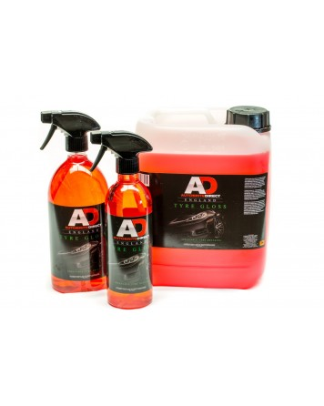 AutoBrite Tyregloss - Rich Tyre Dressing 500ML