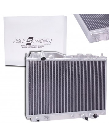 Honda Civic 01-05 Japspeed High Flow Aluminium Alloy Radiator
