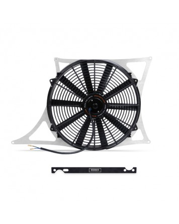 BMW E46 M3 2001–2006 Mishimoto Performance Aluminium Fan Shroud Kit