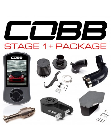 Mazda 3 MPS 07-09 (Mazdaspeed) COBB Tuning Stage 1+ Power Package